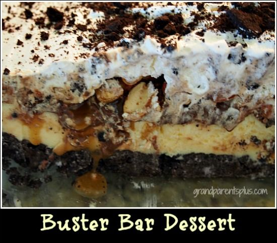 Need a cool treat on a hot summer day? Then, this easy Buster Bar Dessert is just right for you! I love going to the Dairy Queen and getting a Buster Bar. They are so delicious! Want the same taste…