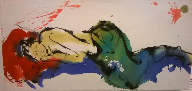 van onbekende Koreaanse schilder.....