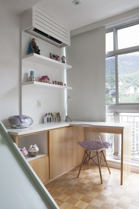 Mesa de estudos - Projeto @egginteriores