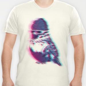 Bird Hair Day T-shirt by Bubblegun - $18.00Topaz Tshirt, Birds Hair, Robots Ii, Quality T Shirts, Mechanics Walks, Art Prints, Artists Stores, Products Available, Walks Robots