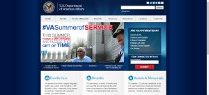 Have you checked out the U.S. Government websites lately? Here are the top U.S. Government websites you need to know about.: US Department of Veterans Affairs