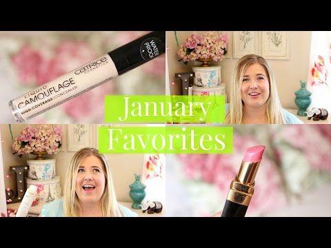January Favourites | Jessica Pearce