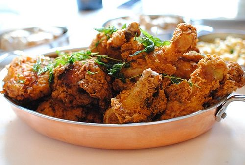 Ad Hoc Fried Chicken @ Bouchon (Beverly Hills ...