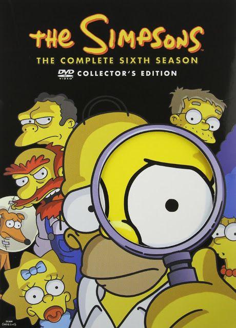 Os Simpsons 6ª Temporada 720p Dublado Torrent