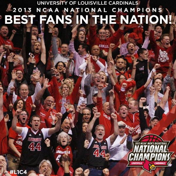 We love out Cards | Sports | Pinterest | Louisville ...