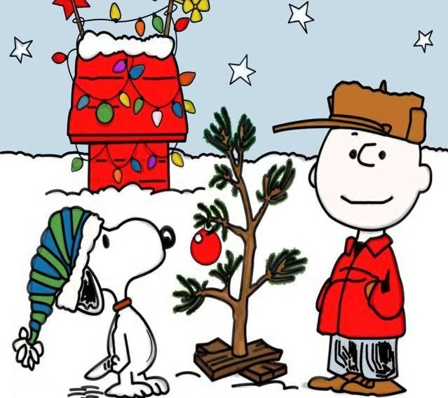 Merry Christmas, Charlie Brown!!!