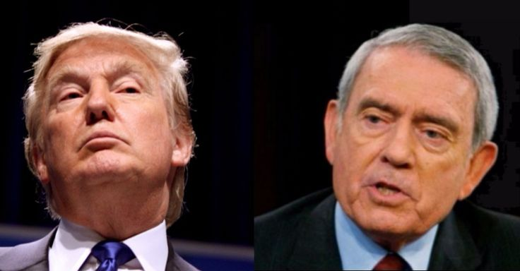 Former CBS News Anchor Dan Rather hasn't pulled any punches when it comes to the foibles of the Trump administration, and today he delivered another...