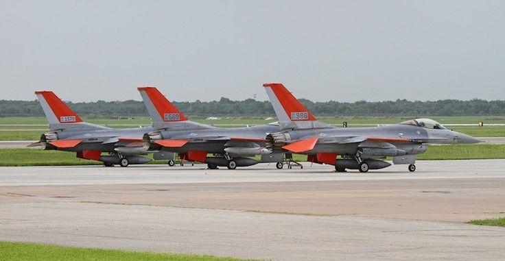 La Fuerza Aérea de Estados Unidos convierte sus viejos F-16 en drones
