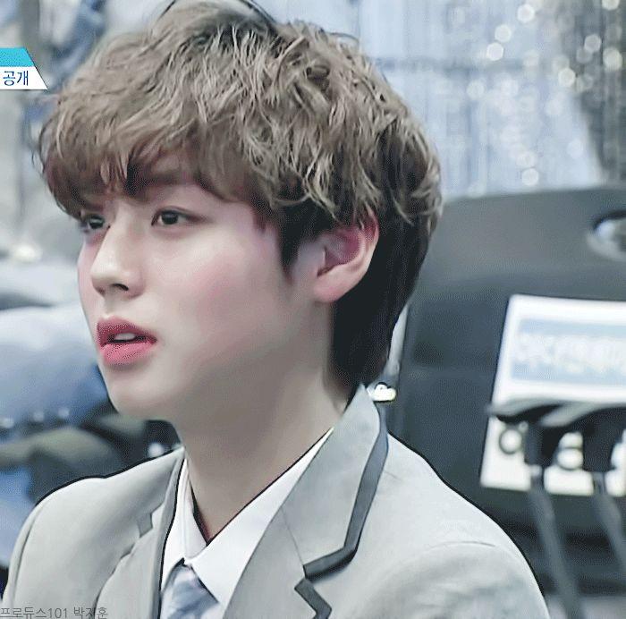 Park Jihoon. He is handsome