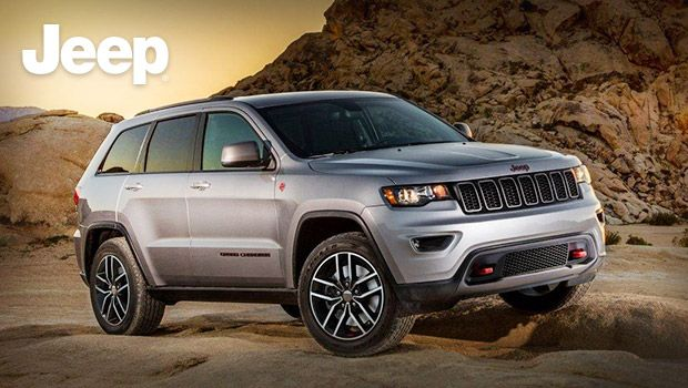 2018 Jeep Grand Cherokee Premium Midsize Suv With Hemi V8 Engine