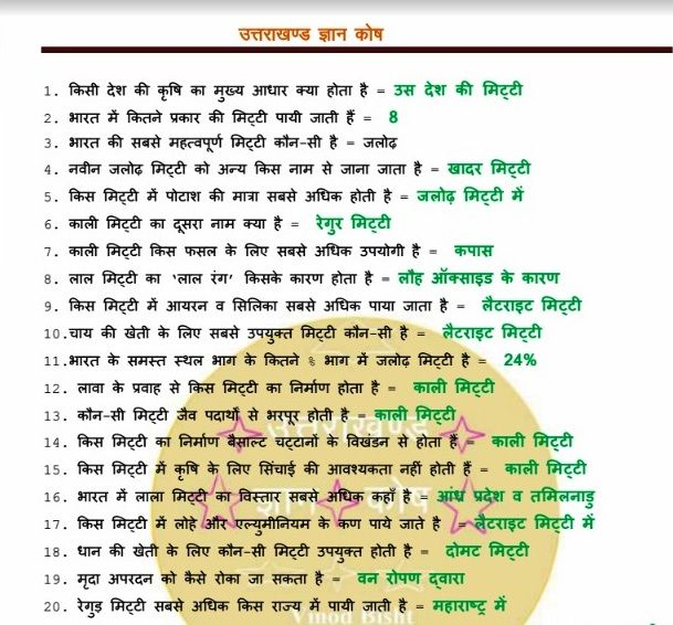 General Science Notes For Competitive Exams Pdf In Hindi