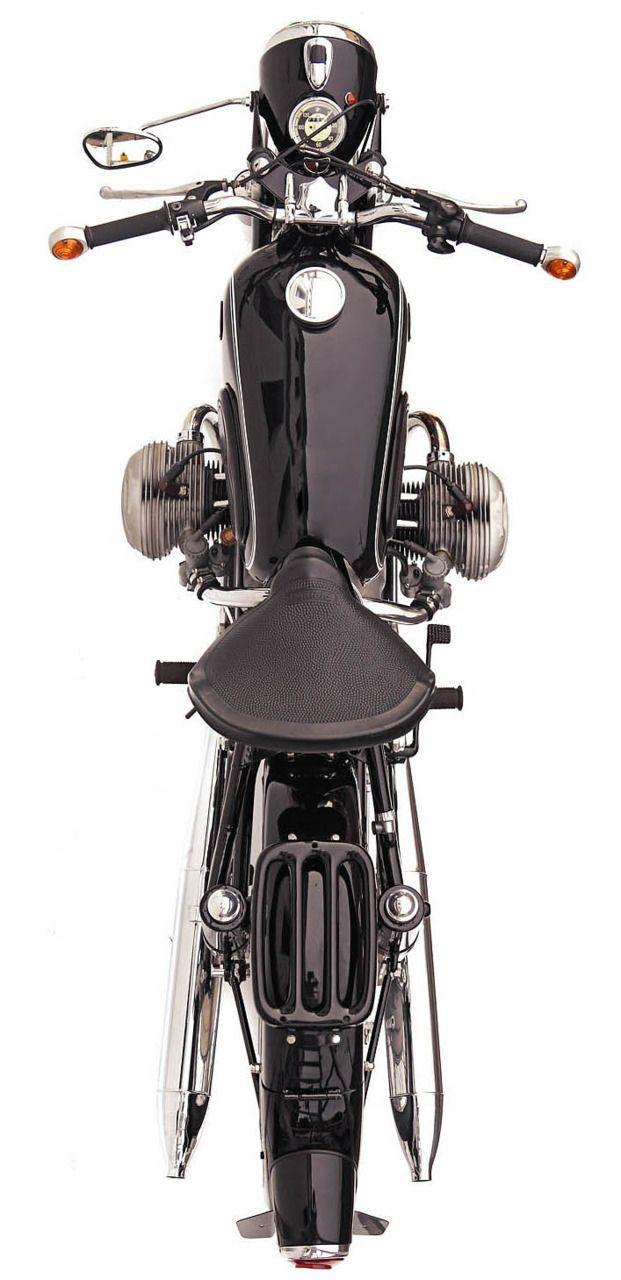 Top View Bmw Bmw Cafe Racer Bmw Motorcycles Motorbikes