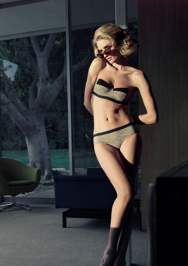"Rosie Huntington-Whiteley in ""Valley of the Dolls"" by Tom Munro for Harper's Bazaar UK January 2012"