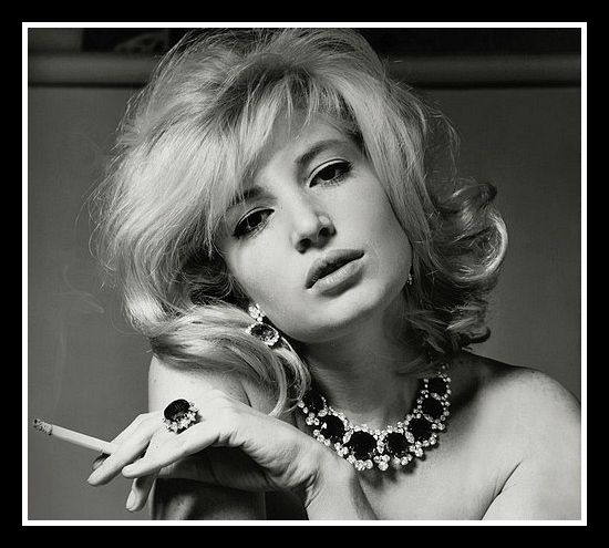 Photographer Karen Radkai of Monica Vitti 1963 – High Low Vintage