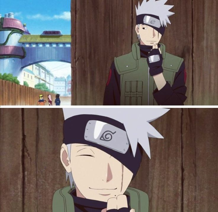 6 years for this Kakashi's face