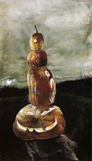 Andrew Wyeth - Jack be Nimble - 1976