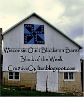 http://cre8tivequilter.blogspot.com/p/wi-barn-quilt-trail.html