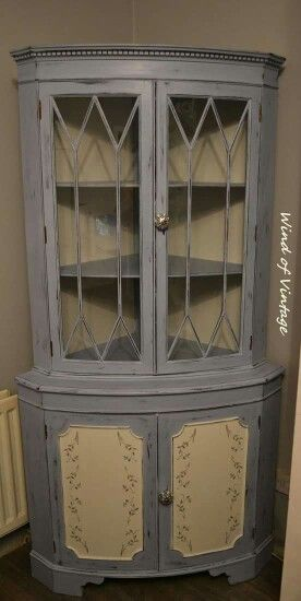 11 best corner cabinet images on Pinterest | Corner cabinets ...
