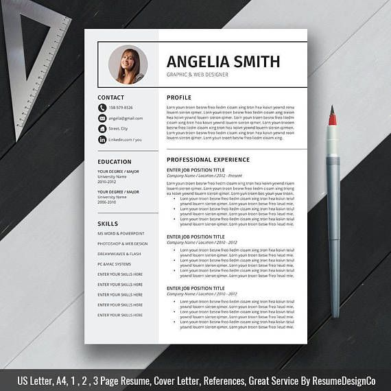 Best Resume Design Templates Images On   Resume