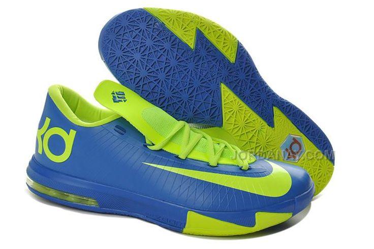 Nike Zoom KD 6 Mint Green Grey Volt