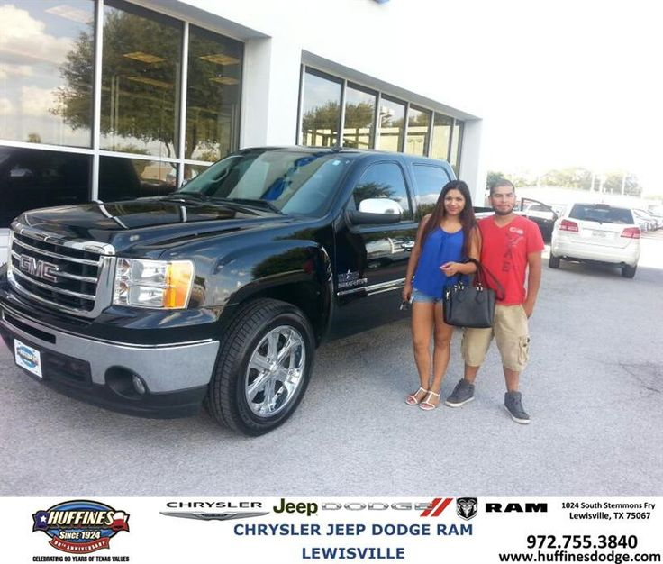 Congratulations Jovana on your Gmc Sierra 1500 from
