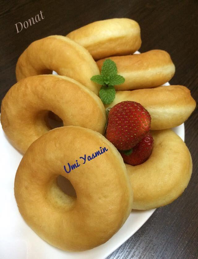 Donat By Fah Umi Yasmin Langsungenak Com Resep Makanan Donat Adonan