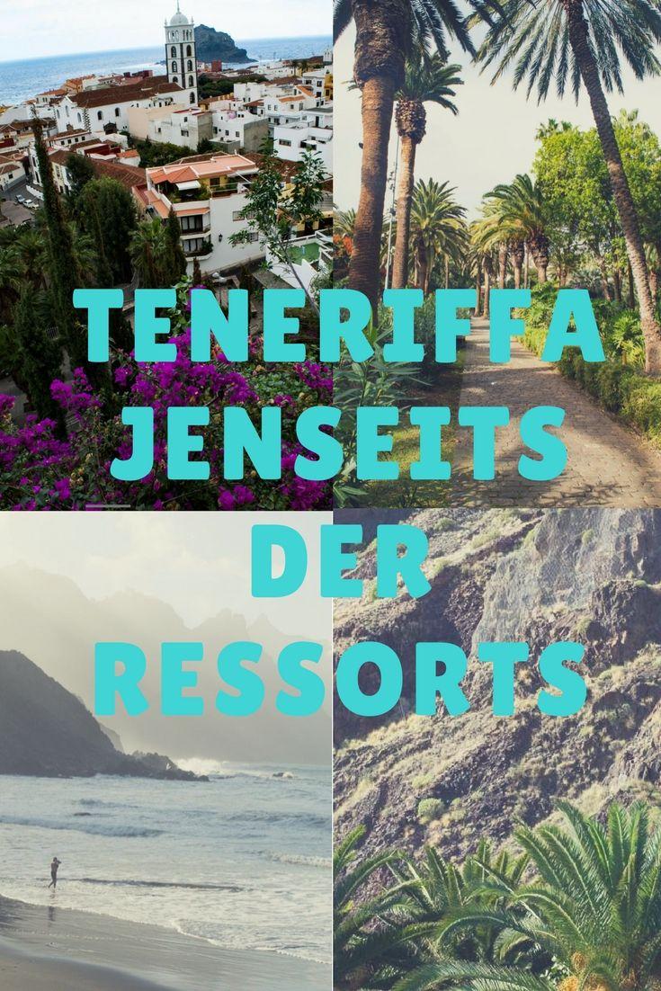 Teneriffa ist ein Traumziel für Individualreisende. Erfahre auf meinem Blogartikel, warum es sich lohnt, Teneriffa individuell zu entdecken!