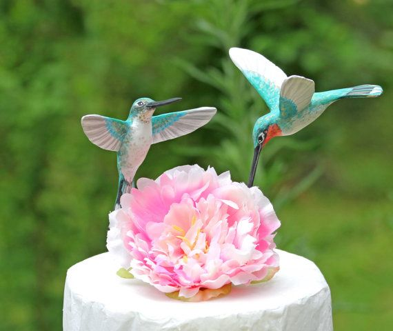 bird wedding cake topper 1000 images about cakes hummingbird on 1723