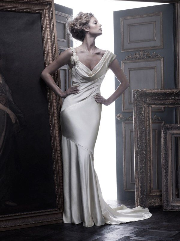 B055 Casablanca Couture Wedding Dress C280 Allure Couture Bridal Gown   Brides of Melbourne Couture Emporium