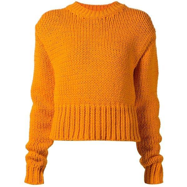 Acne Studios 'Liana' sweater found on Polyvore