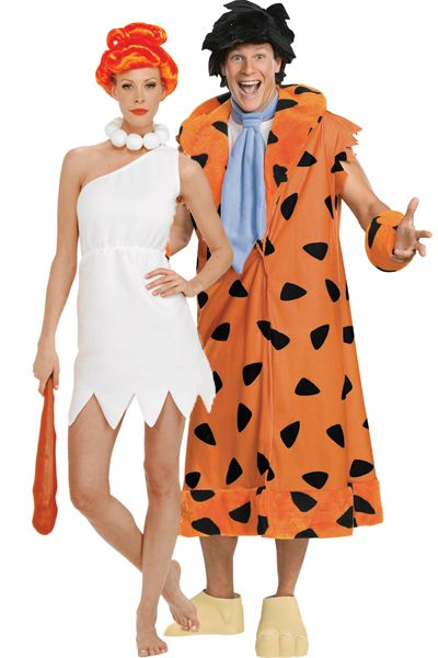 25 Best Couplesu0027 Costumes for Halloween. Fred Flintstone ...  sc 1 st  Pinterest : fred flintstone costume  - Germanpascual.Com