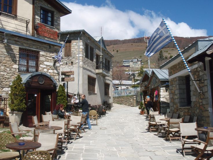 Nymfeo village, Florina, Greece