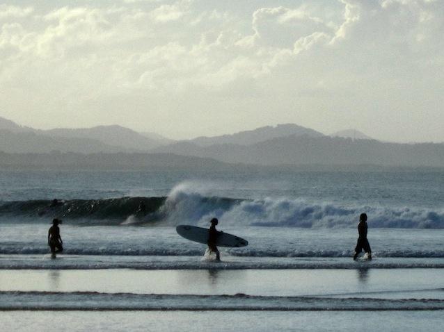 Superb Surfing in Byron Bay