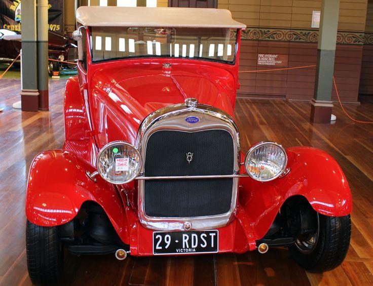 50th Anniversary Victorian Hot Rod Show