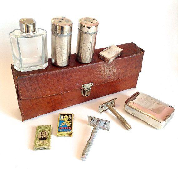 Retro shaving kit £32.40 - great gift.
