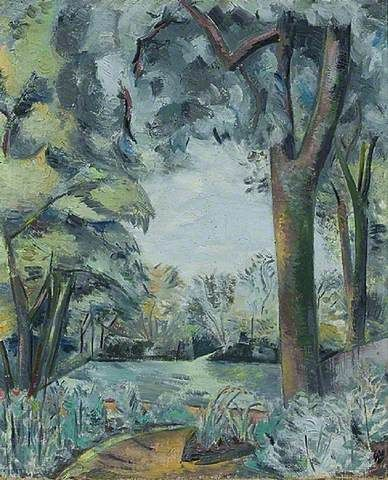 Landscape - Paul Nash