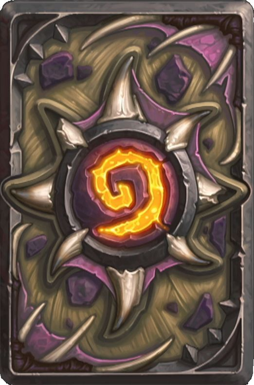 Blackrock Mountain Heroic Cardback