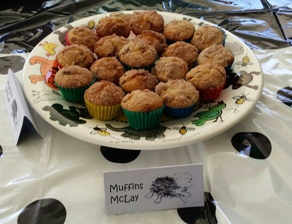 Muffins McLay