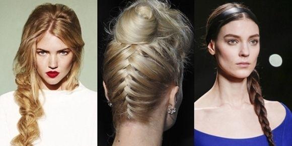 Trends Winter Hair 2013 #Braids #LoveIt