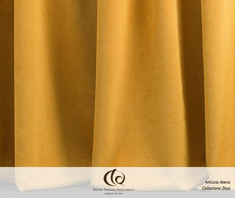Ciniglia double face, in fibra ignifuga in 100% Trevira CS.  Atena (altezza 280 cm, peso 385 gr/mq) è disponibile in diciotto varianti ed è adatto per tendaggio, drappeggio o sipario e copriletto.  #Collezione #Zeus #Tessuto #Atena  #tessuti #interiordesign #tendaggi #textile #textiles #fabric #homedecor #homedesign #hometextile #decoration Visita il nostro sito www.ctasrl.com e scarica le nostre brochure su: http://bit.ly/1nhrLQM