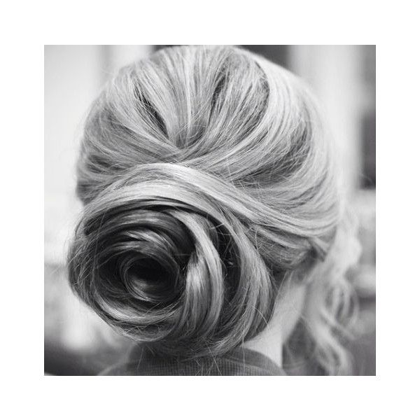 Apostolic Pentecostal Hairstyles ❤ liked on Polyvore featuring hair