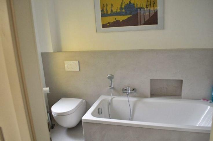 Bildergebnis Für Badezimmer Betonoptik Fliesen Pinterest   Badezimmer In  Betonoptik
