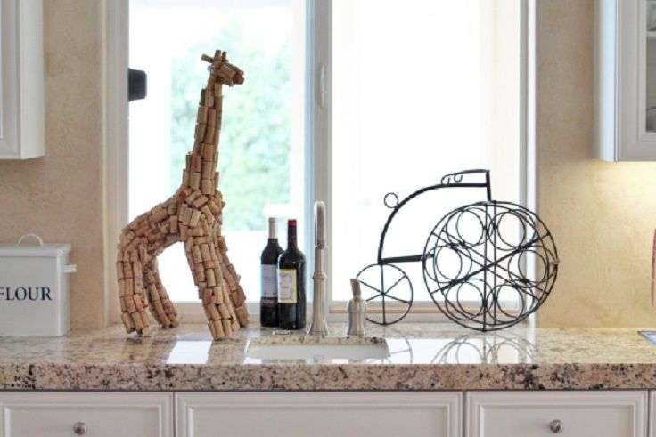 Wine Cork Craft Ideas | wine-cork-projects-wine-cork-sculpture-from-lil-blue-boo