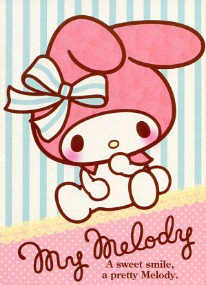<3 My Melody <3                                                       …