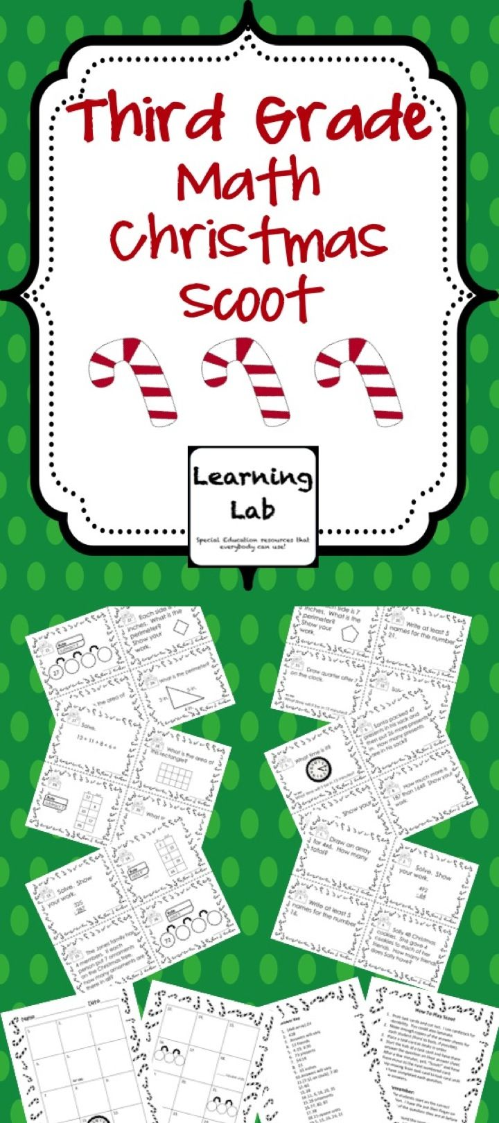Uncategorized Everyday Math Worksheets 3rd Grade 188 best everyday math images on pinterest 3rd grade christmas scoot