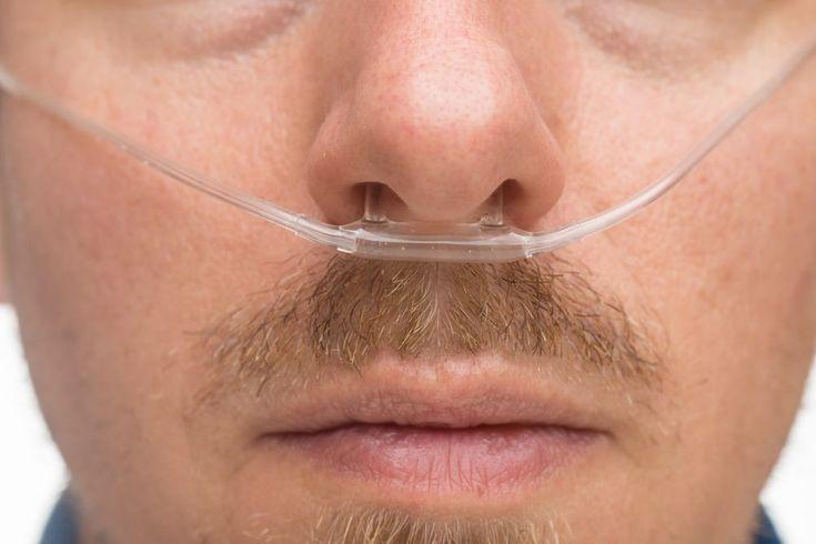 PF Patient Fights for Liquid Oxygen