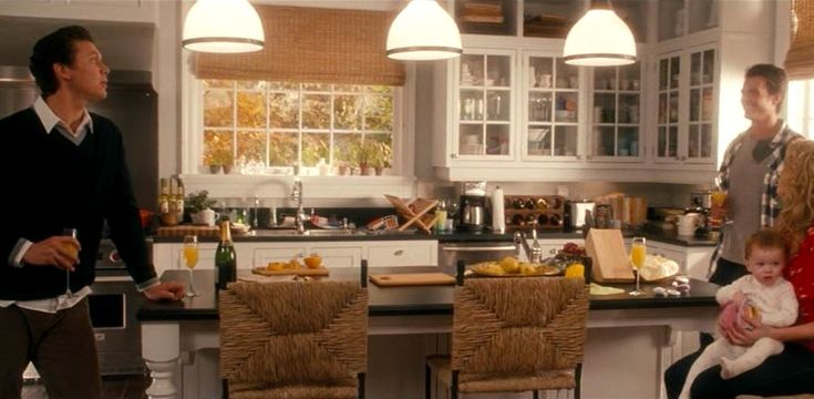 Kitchen from Life As We Know It Movie
