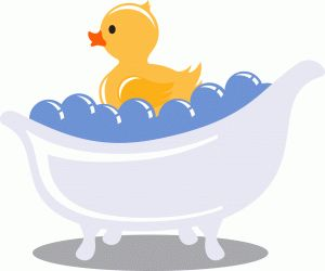 142 Best Rubber Duckies Amp Bubble Bath Images On Pinterest