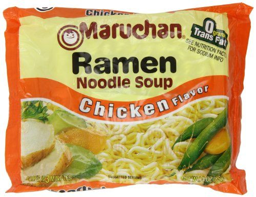 Maruchan Ramen Chicken fFavor Noodle Soup, 36 Packs, 3 oz. Maruchan,http://www.amazon.com/dp/B001CUGD9Y/ref=cm_sw_r_pi_dp_3r-Esb0MHQH63JW8