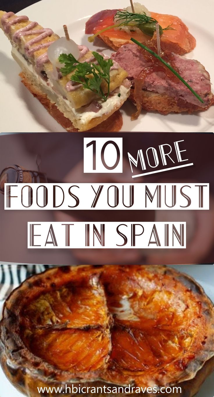 Spanish Foods You Must Try